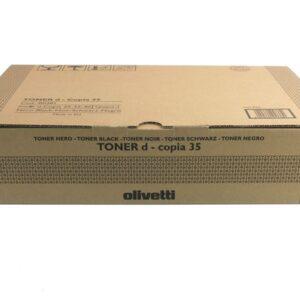 OLIVETTI Toner Copiadora Negro D-COPIA 25/35/40/300/400/500 B0381