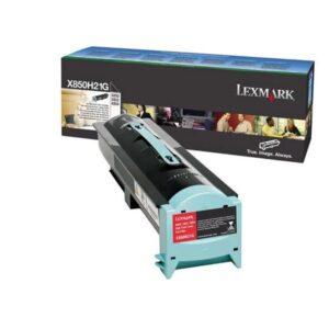 LEXMARK Toner Laser  Negro  X850H21G