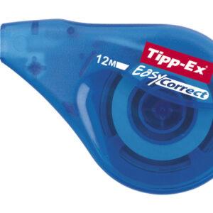 TIPP-EX Cinta correctora EASY CORRECT 4,2 mm x 12 m Azul Lateral