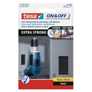 TESA Adhesivo On&Off 50mmx100xmm Extra fuerte  55228-00002-02