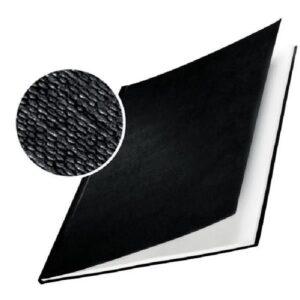 LEITZ Cubiertas encuadernación ImpressBind 14 mm Caja 10 ud Negro A4