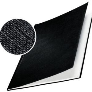 LEITZ Tapa ImpessBind Caja 10 ud Negro A4 Negro-24,5mm Rígidas 73960095