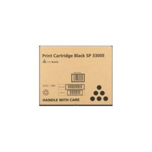 RICOH Toner Laser Negro Compatible SP3300 406218