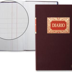LIBRO CONTABILIDAD DIARIO DOBLE Fº 100H MIQUELRIUS