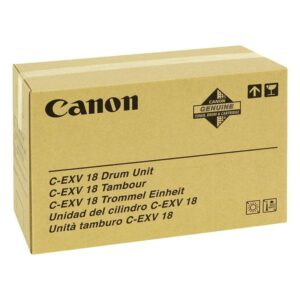 CANON Tambor   C-EXV18 Negro 26,000 paginas  0388B002