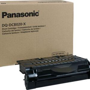 PANASONIC Tambor Laser DQ-DCB020 Negro 20,000 paginas  DQ-DCB020-X