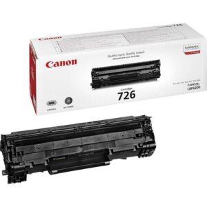 CANON Toner Laser 726 Negro  C13S050595