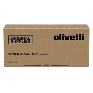 OLIVETTI Toner Laser Magenta B0769