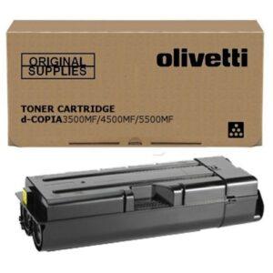 OLIVETTI Toner Copiadora d-Copia 3500 MF /4500 MF /5500 MF Negro B0987