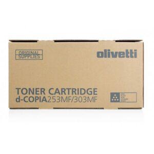 OLIVETTI Toner Laser D-COPIA 253 MF /303 MF Negro B0979
