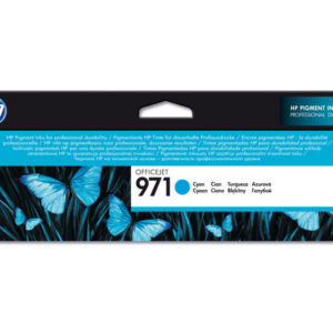 HP Cartucho Inyeccion 971 Cyan  CN622AE