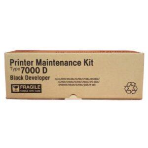 RICOH Kit Mantenimiento Type 7000D Negro 100,000 Paginas 400962