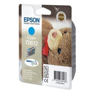 EPSON Cartuchos inyeccion T0612 Cyan Blister C13T06124010