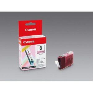 CANON Cartuchos inyeccion BCI-6PM Magenta 4710A002