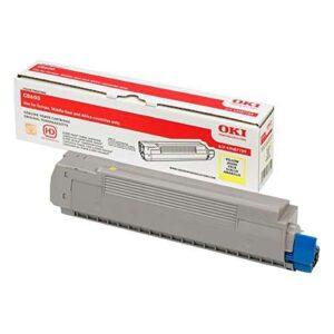 OKI Toner Laser  Amarillo  43487709