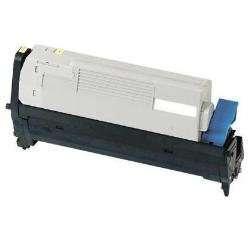 OKI Tambores laser  Amarillo  43870005