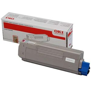 OKI Toner Laser  Magenta  44315306