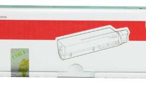 OKI Toner Laser  Negro  44574702