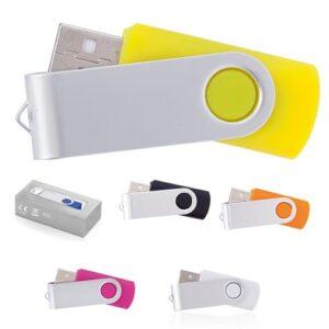 MAKITO MEMORIA USB REBIK 16GB COLORES 5071