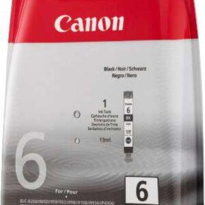 CANON Cartuchos Inyeccion BCI-6BK Negro  4705A002