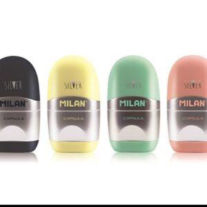 MILAN Afilaborra CAPSULE SILVER colores pastel
