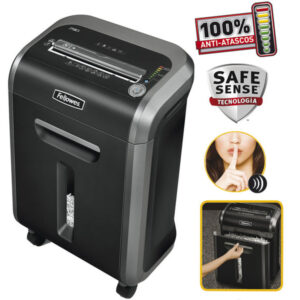 FELLOWES Destructora 79Ci 23L partículas 4×38 mm Capacidad 13h. 382x270x556 mm 4679001