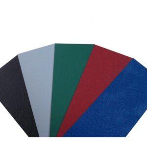 FELLOWES Pack de 50 Portadas Cartón Negro A4 750 Gr. 5135701