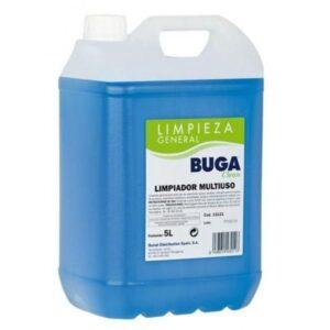 Limpiador Multiusos Buga Clean efecto antivaho garrafa 5 L