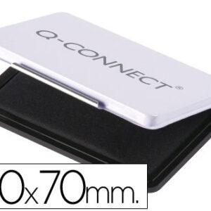 TAMPON Q-CONNECT Nº2 NEGRO 110X70MM