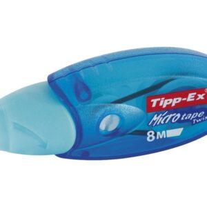 TIPP-EX Cinta correctora Microtape Twist 5 mm x 8 m Colores surtidos