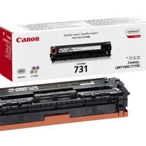 CANON Toner Laser 731 Amarillo  6269B002