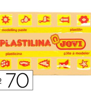 PLASTILINA JOVI 50 GR. CARNE 70-08