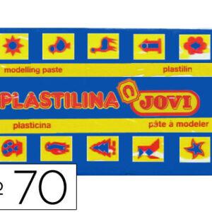 PLASTILINA JOVI 50 GR. AZUL MARINO 70-13