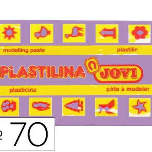 PLASTILINA JOVI 50 GR. LILA 70-14