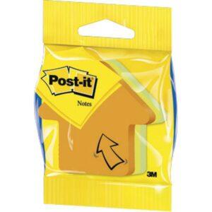 POST-IT Notas adhesivas Forma flecha 225h Combinación colores FT510076647
