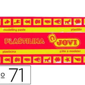 PLASTILINA JOVI 150 GR. RUBI / FUCSIA 71/06