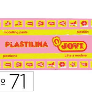 PLASTILINA JOVI 150 GR. ROSA 71/07