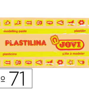 PLASTILINA JOVI 150 GR. CARNE 71/08