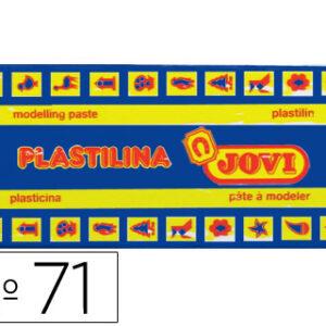 PLASTILINA JOVI 150 GR. AZUL OSCURO 71/13
