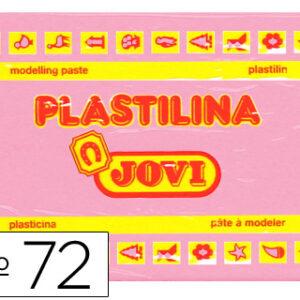 PLASTILINA JOVI 350GR ROSA 72-07