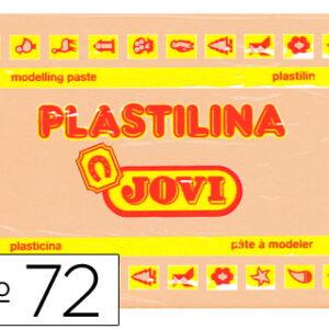 PLASTILINA JOVI 350GR CARNE 72-08