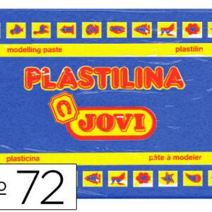 PLASTILINA JOVI 350GR AZUL OSCURO 72-13