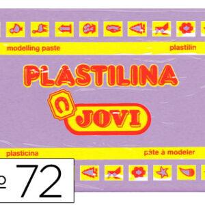 PLASTILINA JOVI 350GR LILA 72-14