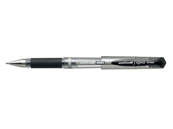 UNI-BALL Roller UM-153 Signo Broad Negro 1mm Tinta gel UM1530200