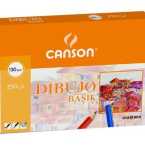 GUARRO CANSON Papel 250 Hojas A3 130 Gr 200402766