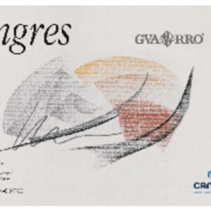 GUARRO CANSON Papel dibujo Ingres 20 Hojas A4 108 Gr 200400726