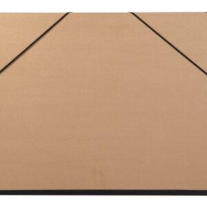 CLAIREFONTAINE Carpeta dibujo 52X72 A2 Papel kraft 44400C