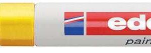 EDDING Marcador permanente Edding 750 Punta conica Sistema bombeo Amarillo Hasta 400 º 750-05