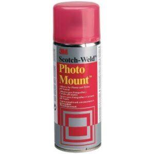 3M Adhesivo spray Photo Mount Spray 400 ml  YP208060548