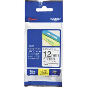 BROTHER Cinta Rotuladora TZ-233 8m 24mm Azul/Blanco TZe233